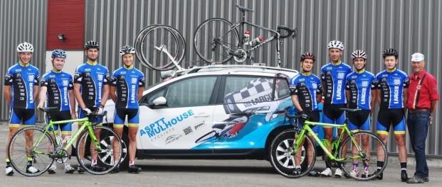 Equipe Cyclisme 2016